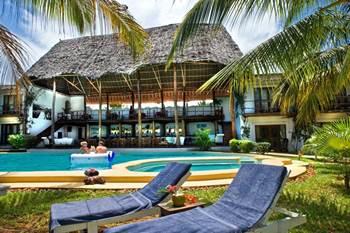 Myblue Hotel - Nungwi Beach